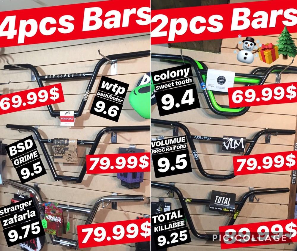 Image of BMX HANDLEBARS