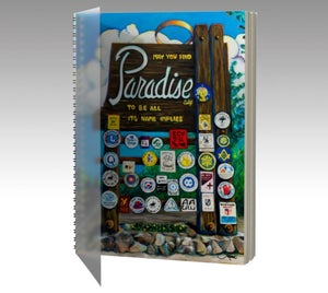Image of COLOR Paradise Sign (Spiral Bound) Book