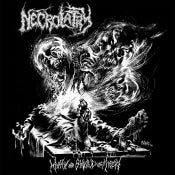 Image of NECROLATRY-WITHIN THE...CD
