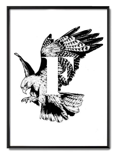Image of Mr Christa - Alphabet F