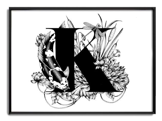 Image of Mr Christa - Alphabet K