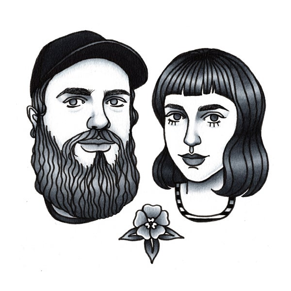 Image of couple portrait