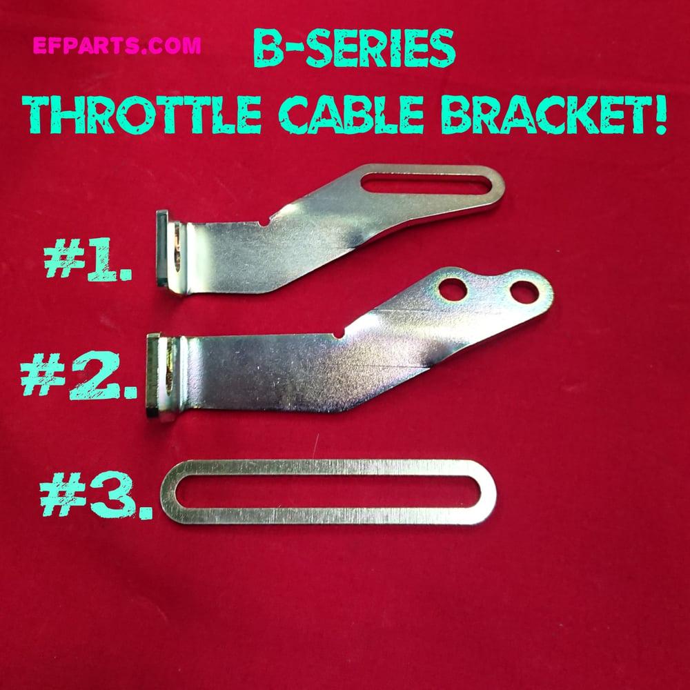 Image of Throttle Cable Bracket  Sohc to Dohc 100% Brand New  B16 Oem / B16 Skunk2