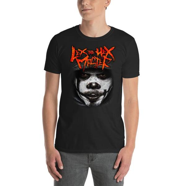 Image of Lex The Hex Master Graffiti Logo Shirt