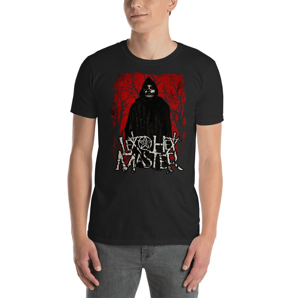 Image of Lex The Hex Master Red Forest Shirt