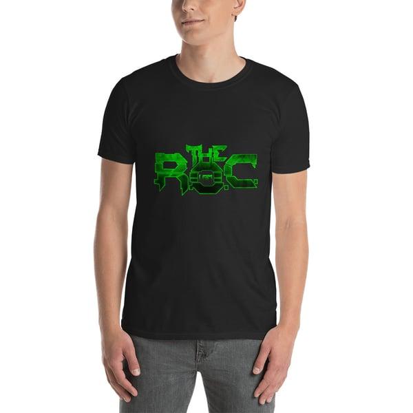 Image of The ROC Digital Voodoo Logo Shirt