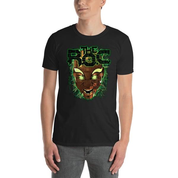 Image of The ROC Digital Voodoo Cartoon Shirt