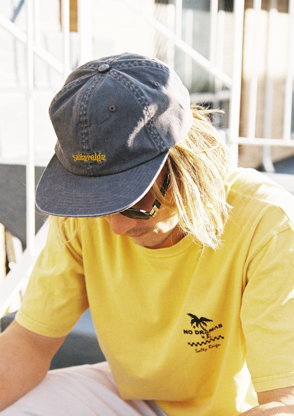 Image of Ash logo cap