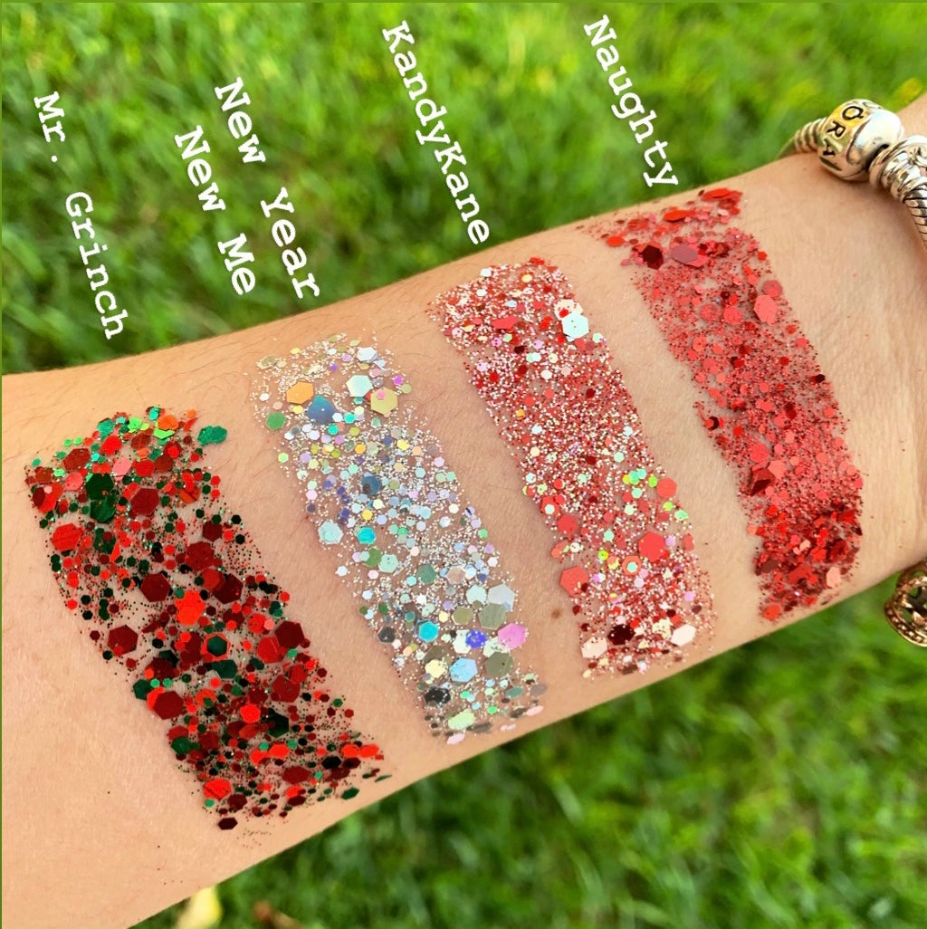 Image of KandyKane Chunky Glitter