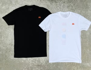 Image of Mode Deco Short-Sleeve T-shirt (black or white)