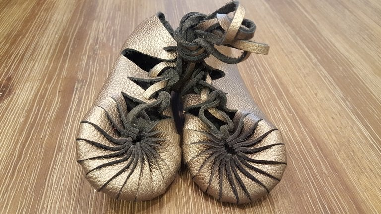Image of 6.5 inch - Toddler Moccasins