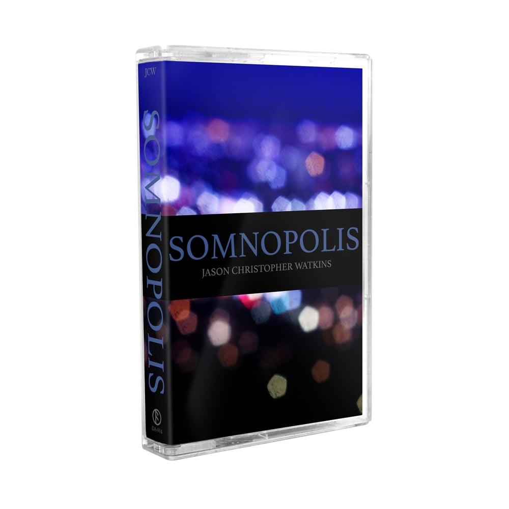 JASON CHRISTOPHER WATKINS – Somnopolis  [cassette]