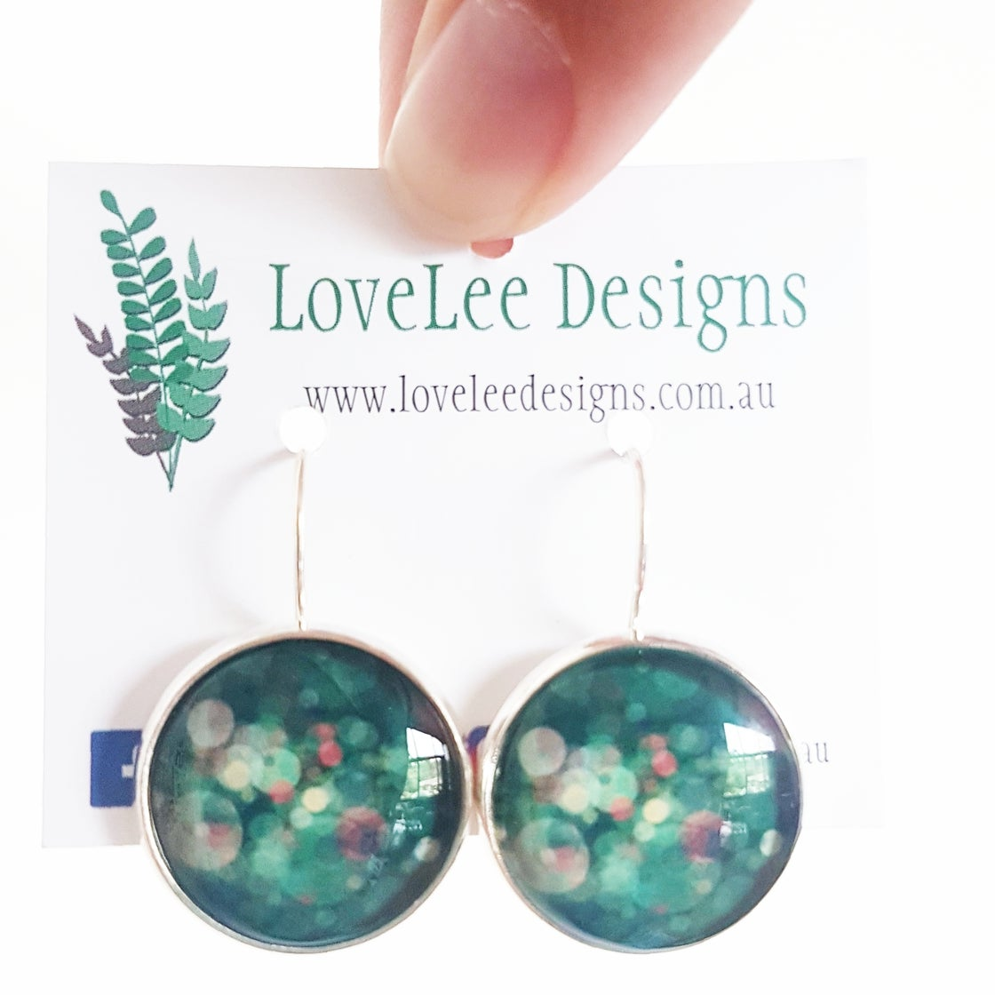 Image of Large Drop Earrings - NEW DESIGNS!