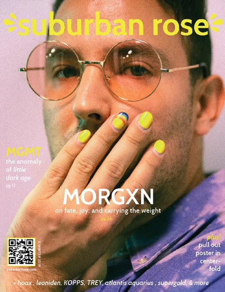 Image of Issue Three: Morgxn