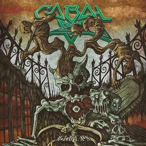Image of CABAL 'Midian' lp