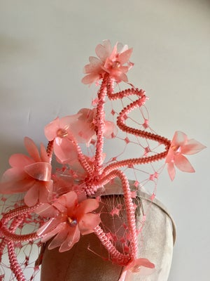 Image of Coral headpiece