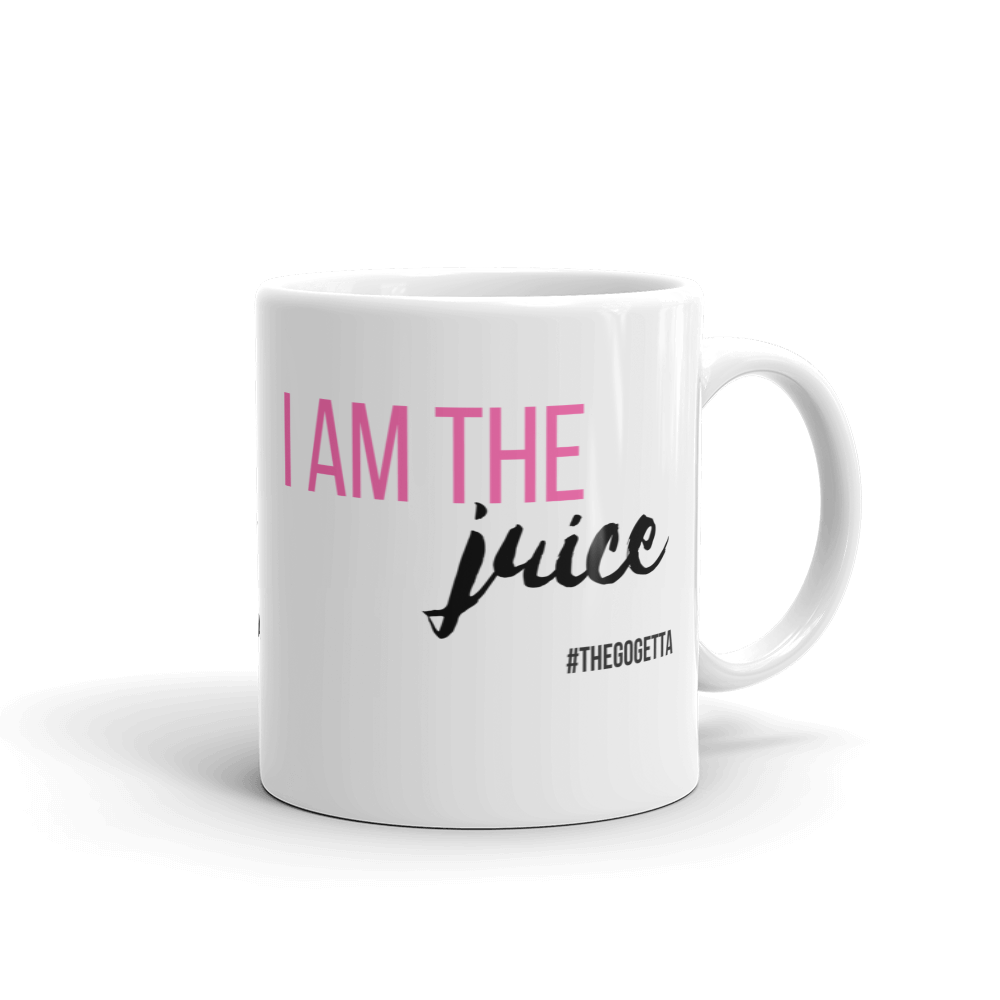 Image of I Am The Juice Mug