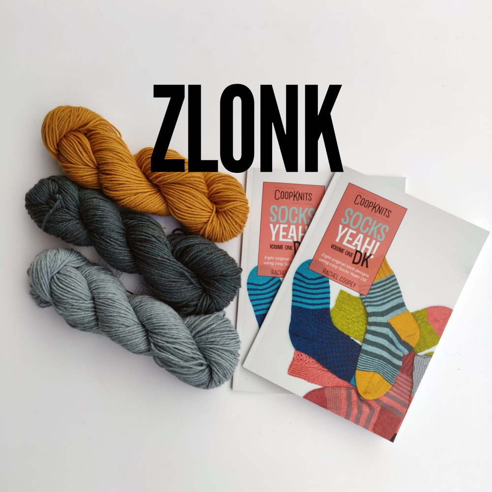 Image of Socks Yeah! DK Volume 1 + Yarn Bundle