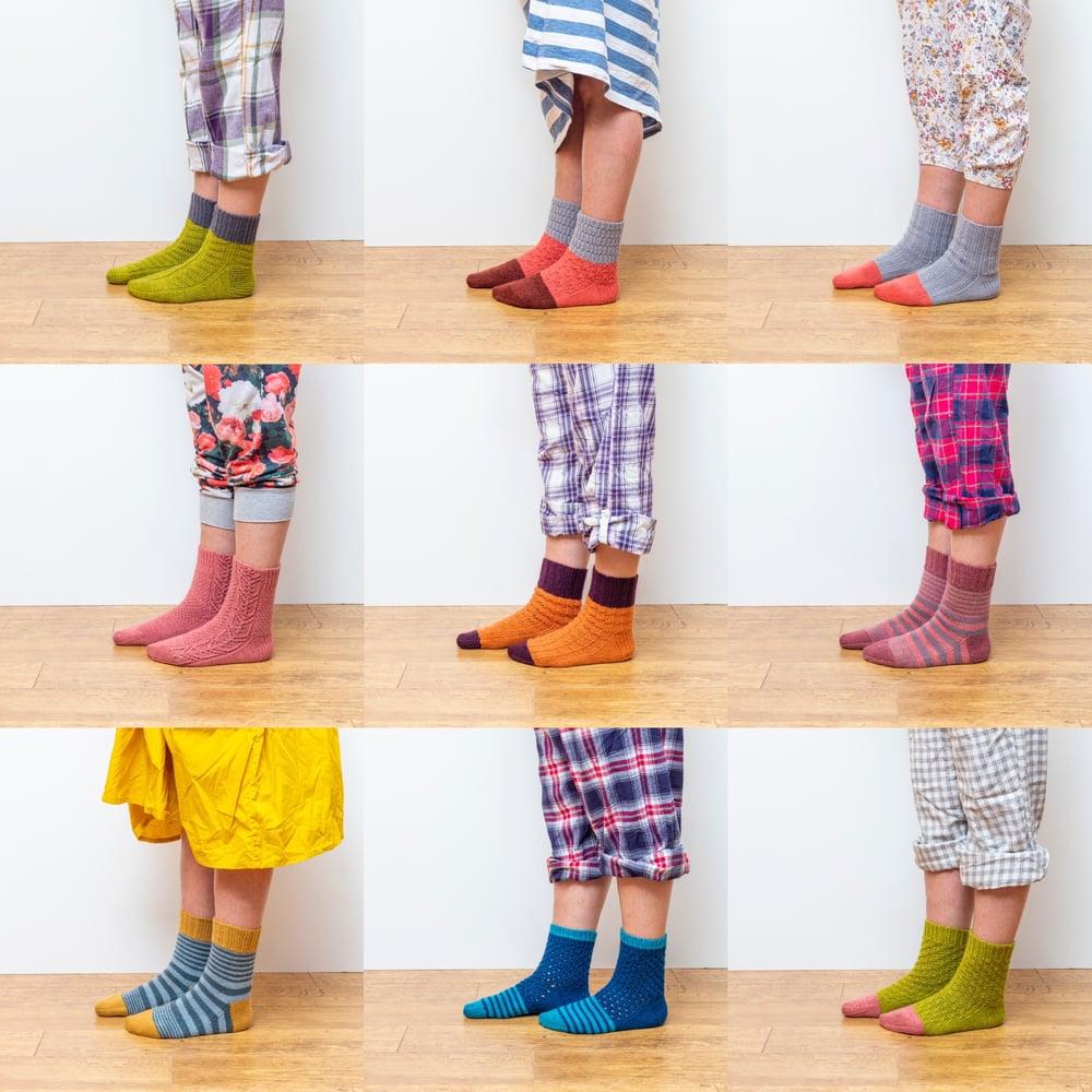 Image of Socks Yeah! DK Volume 1