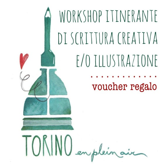 Image of TORINO EN PLEIN AIR - Voucher regalo