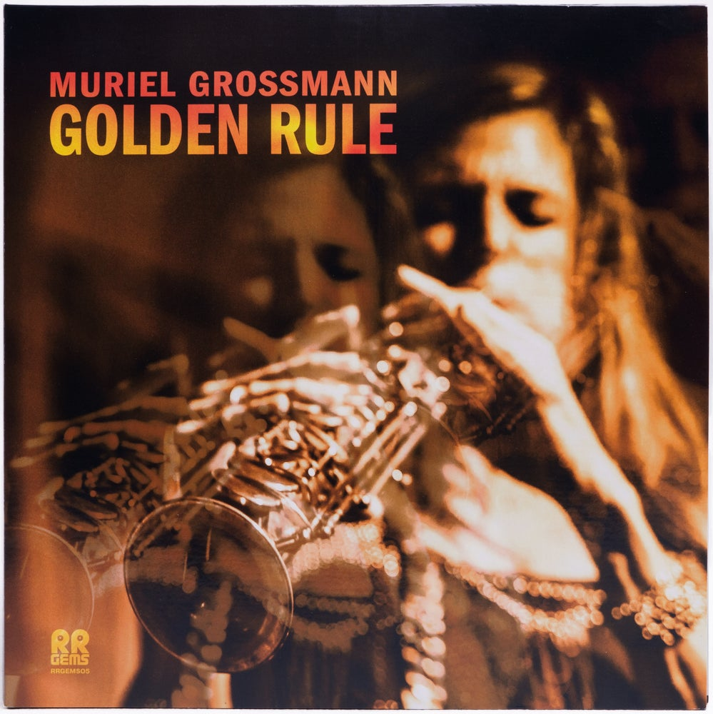 Image of Muriel Grossmann - Golden Rule - RRGEMS05