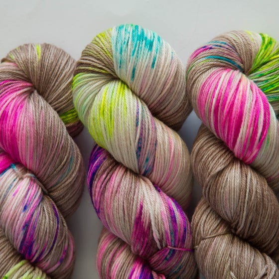 Image of Cuddly Sock - Chocolate Factory