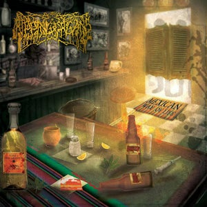 Image of RIPPING ORGANS-MEXICAN WAY OF LIFE CD