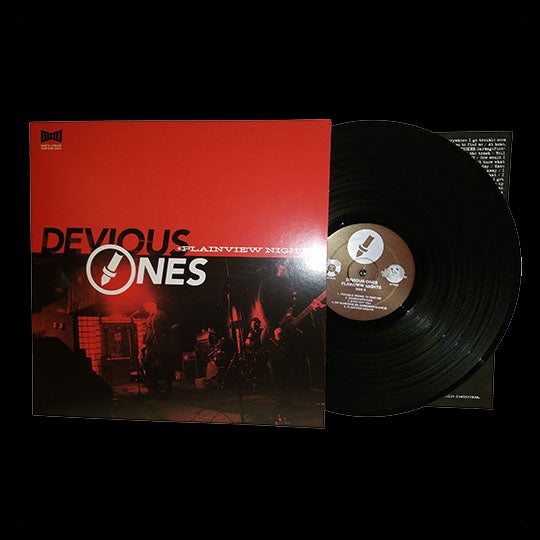 "Image of LP: Devious Ones ""Plainview Nights"""