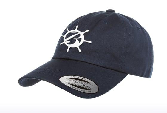 Image of BlackSails Dad Hat - Navy