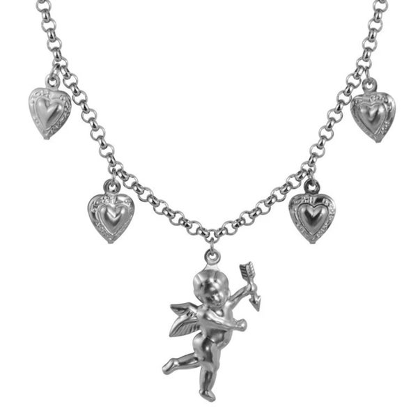 Image of Cherub necklace