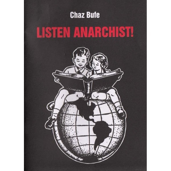Image of Listen Anarchist!