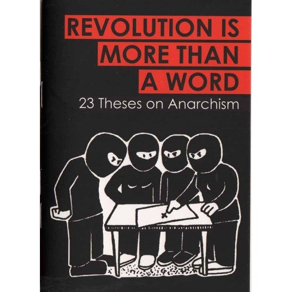 Image of 23 These on Anarchism