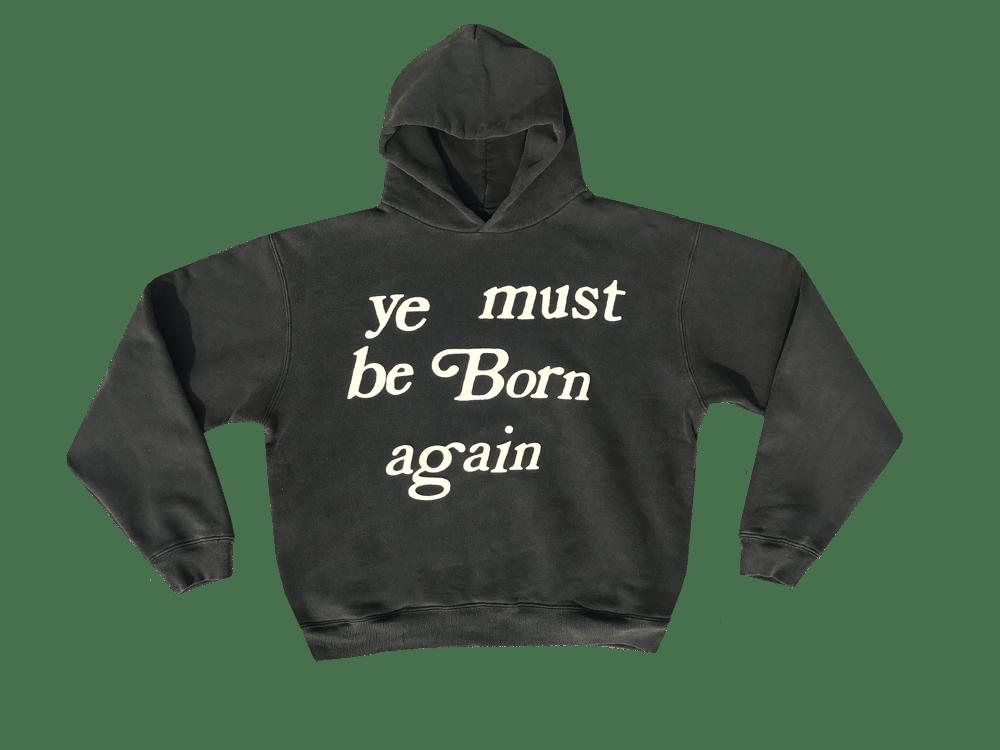 Image of BORN AGAIN'19  HOODED SWEATSHIRT