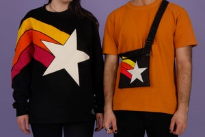 Image of Stupid Hands Star Bag