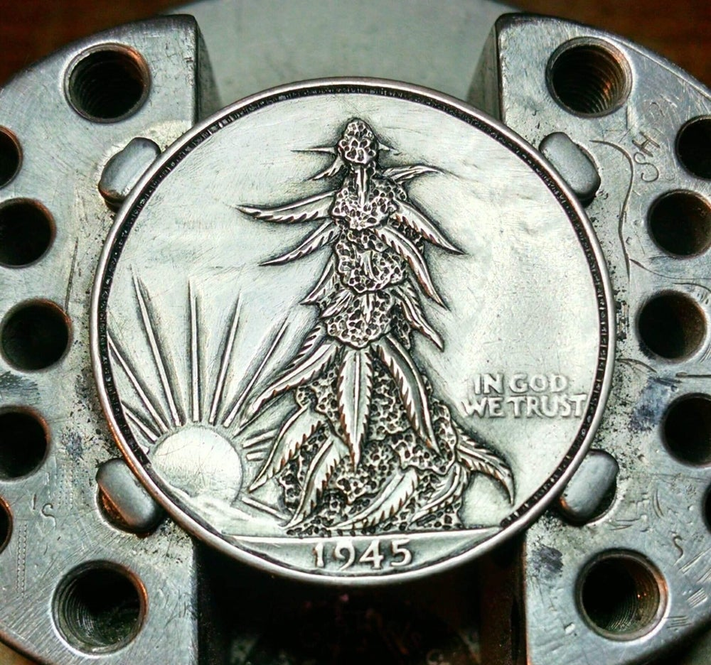 Image of Rise and Grind Walking Liberty Half