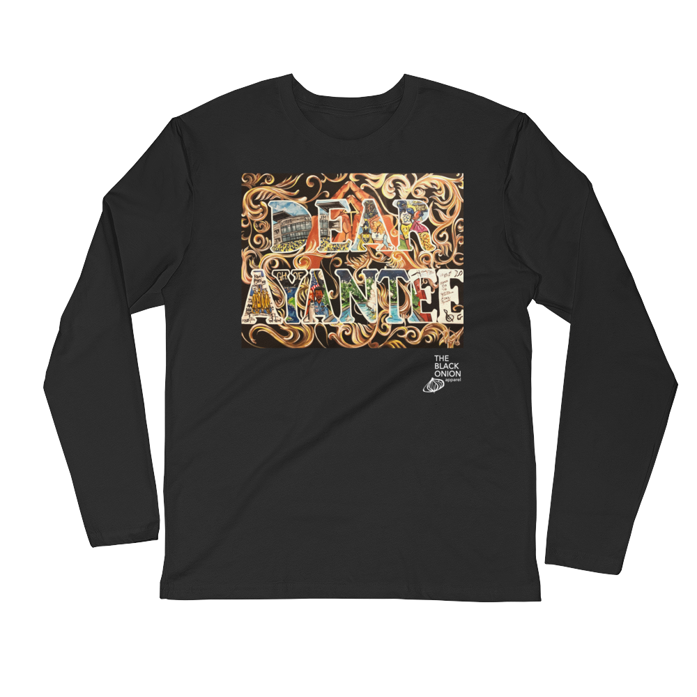 Image of DEAR AYANTEE (LONG SLEEVE)