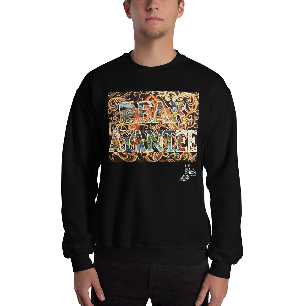 Image of DEAR AYANTEE (CREWNECK)