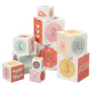 Stacking Alphabet & Number Blocks - Girl