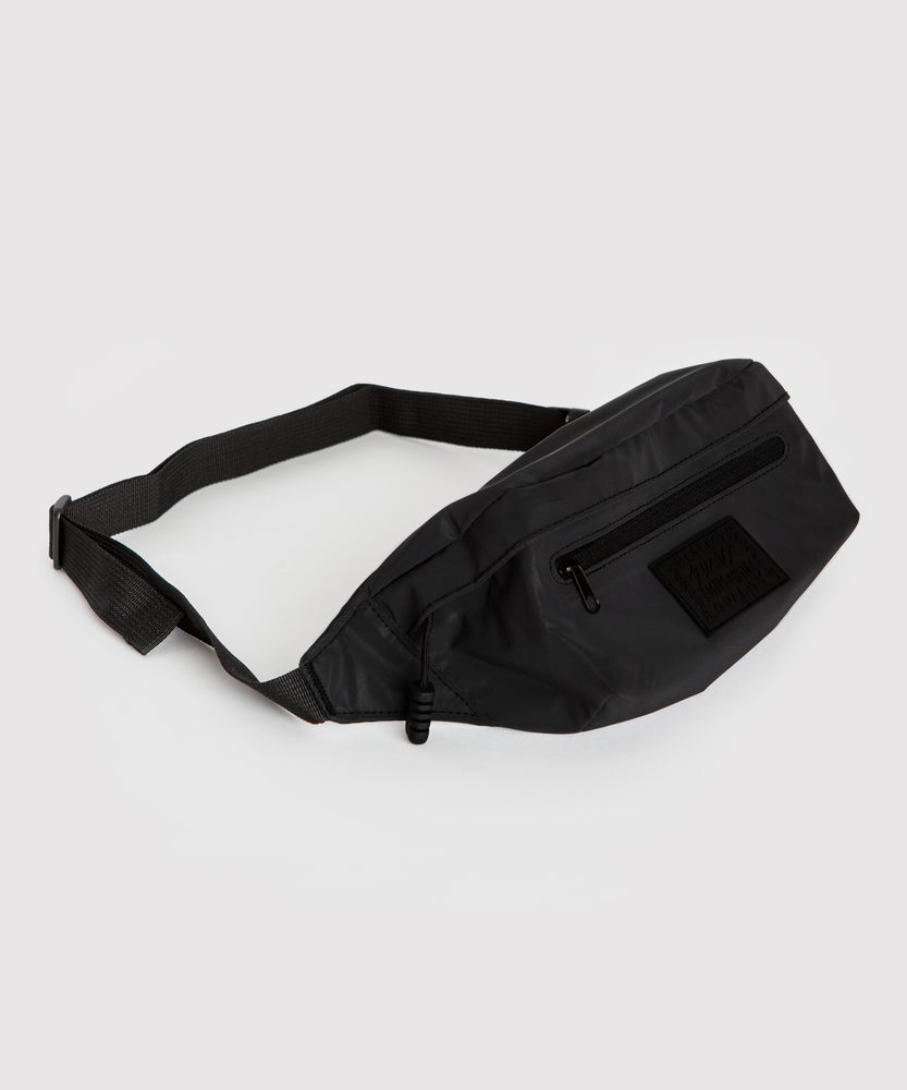 Image of BLACK REFLECTIVE BAG