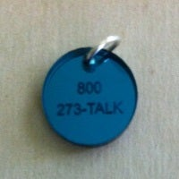 Image of 800-273-TALK