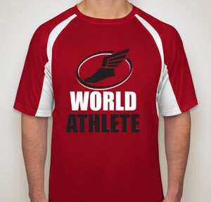 Image of World Athlete Racing Shirt