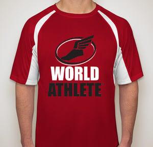 Image of World Athlete Racing Shirt