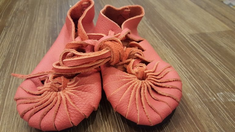Image of 8.5 inch - Toddler Moccasin