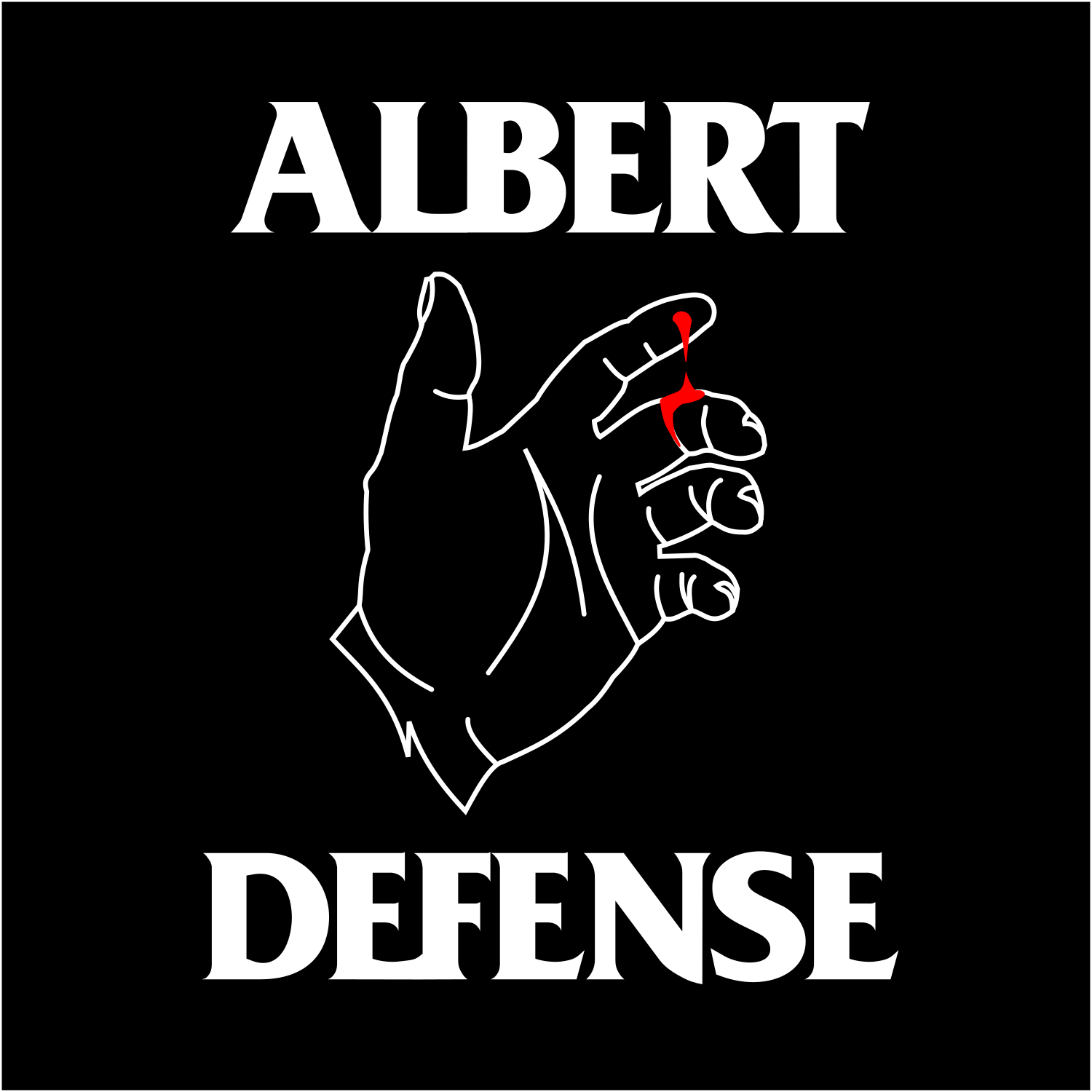 Image of Albert Defense Omerta Tee
