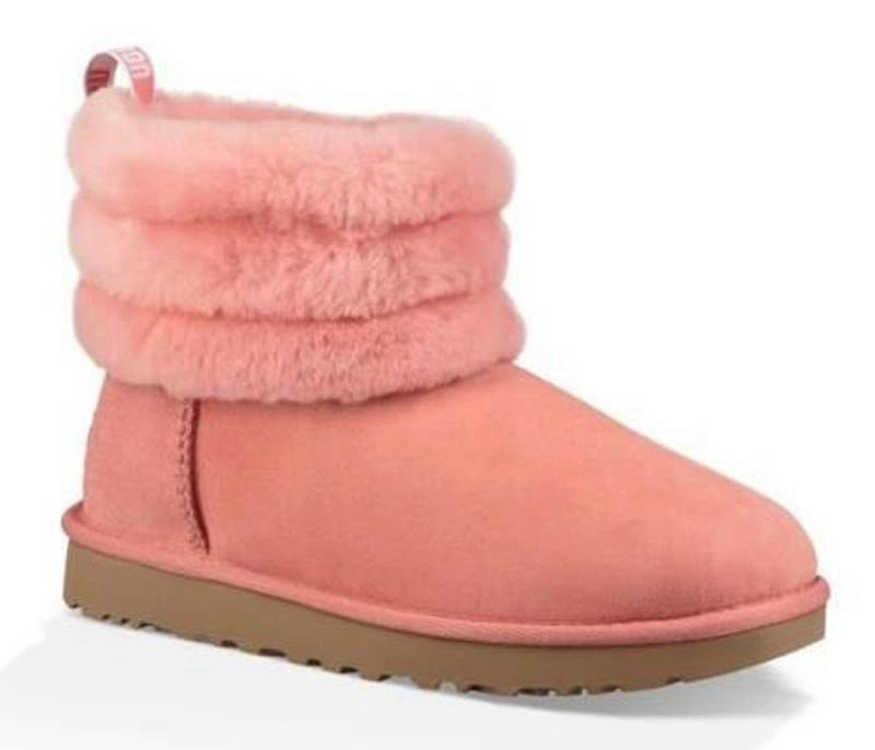 Classic Mini Fluff Quilted Boot- UGG
