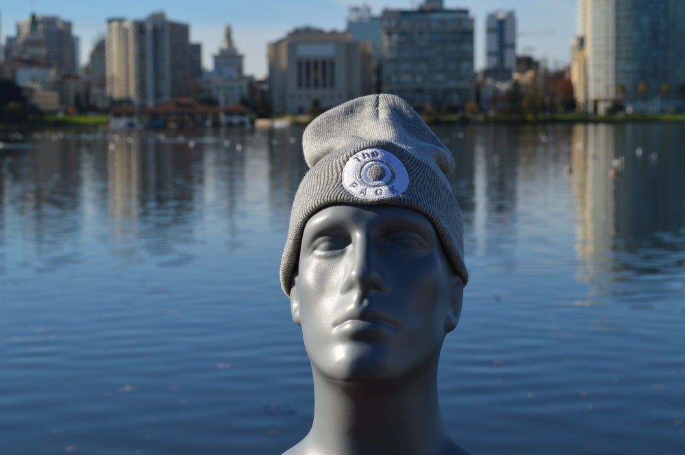 Image of Heather Gray O Pack Beanie