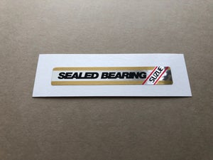 Image of Suzue Sealed Bearing Decal