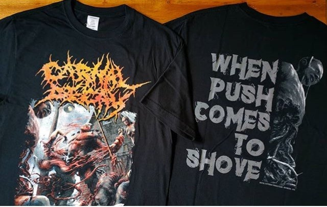 Image of Shirt - WPCTS Special edition