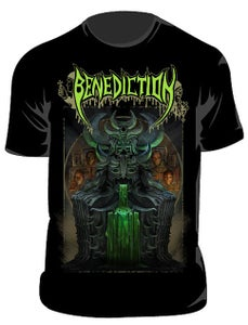 Image of BENEDICTION T-shirts / 3 Designs