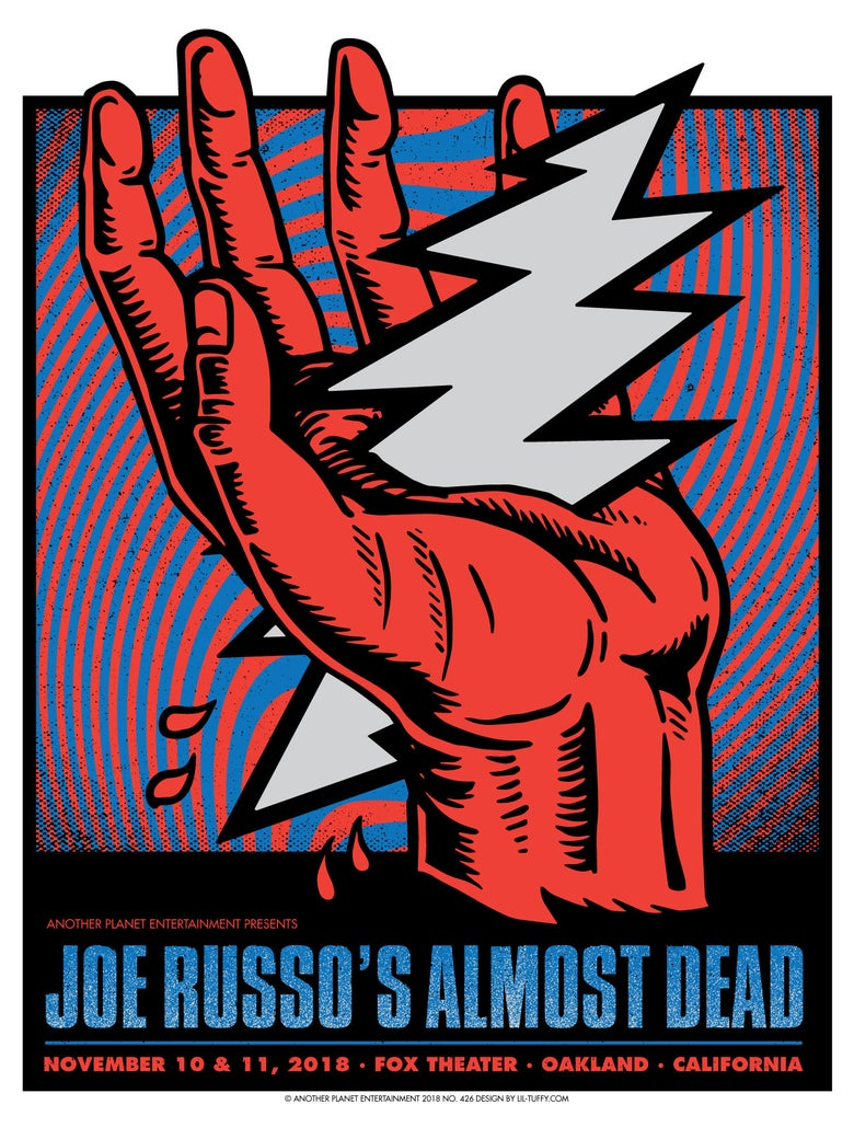 Image of Joe Russo's Almost Dead - Oakland 2018